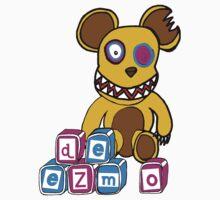 Crazy Nursery Bear Kids Clothes