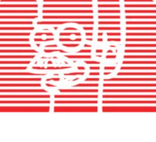 SKYNED Sticker