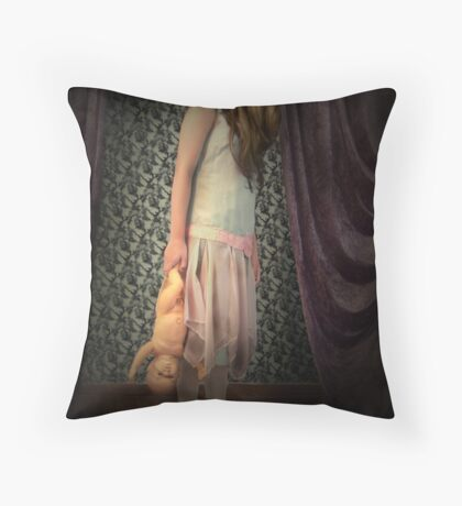 Lord Throw Pillow