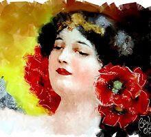 Femme Fatale by bev langby