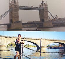 Tower and London by mscristal