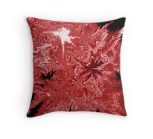 Stylistic Wildfire Throw Pillow