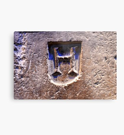 H for Harry  Metal Print