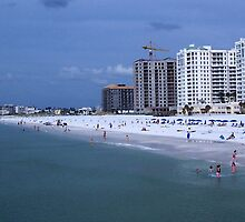 Clearwater Beach Florida by shotzbyjay