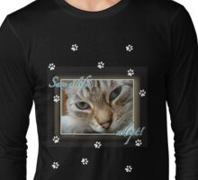 Save a Life... Adopt: The New Golden Rule Long Sleeve T-Shirt