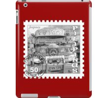 Jeepney Stamp iPad Case/Skin