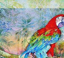 Jungle Tapestry by PenelopeJane