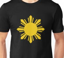 Filipino Sun Unisex T-Shirt
