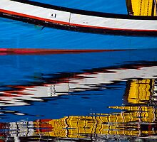Cape Town Boats by Skip Hunt