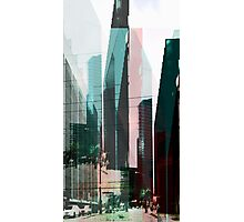 SKY LINES Photographic Print