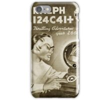 I Say Burt! is it Christmas Yet!! iPhone Case/Skin
