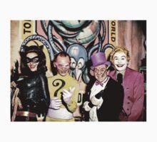 Batvillains Kids Clothes