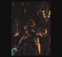 Mass Effect - Shepard told us... by hedrick