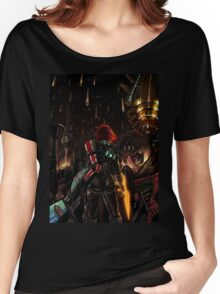 Mass Effect - Shepard told us... Women's Relaxed Fit T-Shirt