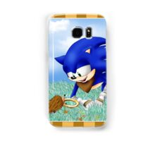 Sonic and the Hedgehog Samsung Galaxy Case/Skin