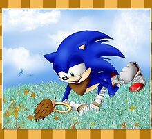 Sonic and the Hedgehog by SonicGeek