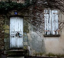 Home enterance by Scott Bosworth