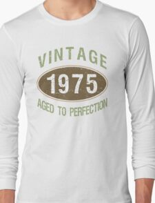 1975 Aged To Perfection Long Sleeve T-Shirt