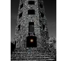 ONE STRANGE NIGHT ! Photographic Print