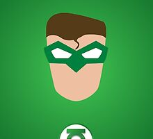 Green Lantern by robozcapoz