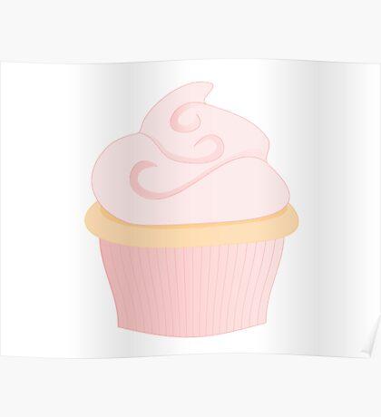 Cupcake No.1 Poster