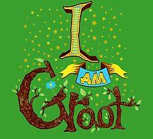 I am Groot by DoodleHeadDee
