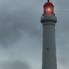 Lighthouse - Aireys Inlet by Andrew Clinkaberry