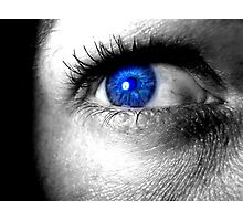 Window To The Soul Photographic Print