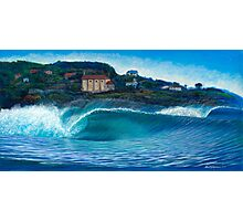 Mundaka, Spain Photographic Print