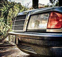 Mercedes by Jonathan Yeo
