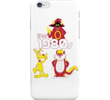 The 1980s iPhone Case/Skin