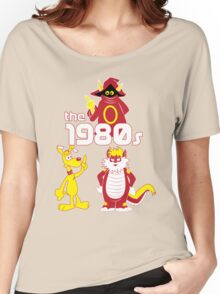 The 1980s Women's Relaxed Fit T-Shirt