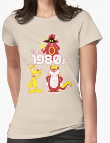 The 1980s Womens Fitted T-Shirt