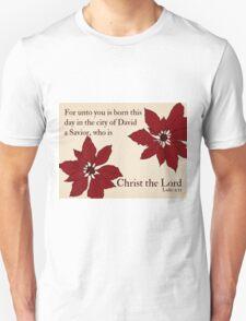 Unto you T-Shirt