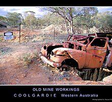 Old mine workings by Daniel Fitzgerald