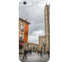 Avila Cathedral iPhone Case/Skin