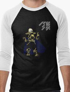 Ganondorf (Minimalist SSB) Men's Baseball ¾ T-Shirt