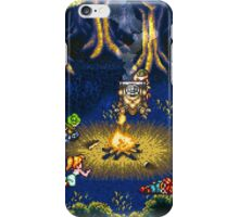 Chrono Trigger (Snes) Camp Scene iPhone Case/Skin