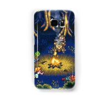 Chrono Trigger (Snes) Camp Scene Samsung Galaxy Case/Skin