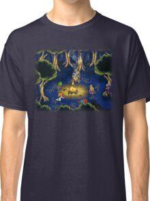 Chrono Trigger (Snes) Camp Scene Classic T-Shirt