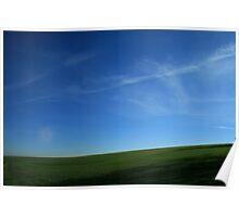 vast expanse Poster