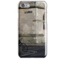 Magpie Lane iPhone Case/Skin