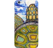Green Sea Turtle iPhone Case/Skin