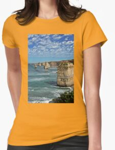 Great Ocean Road  Womens Fitted T-Shirt