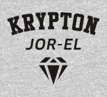 Jor-El KRYPTON by hypetees