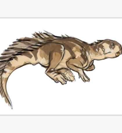 Psittacosaurus Sticker