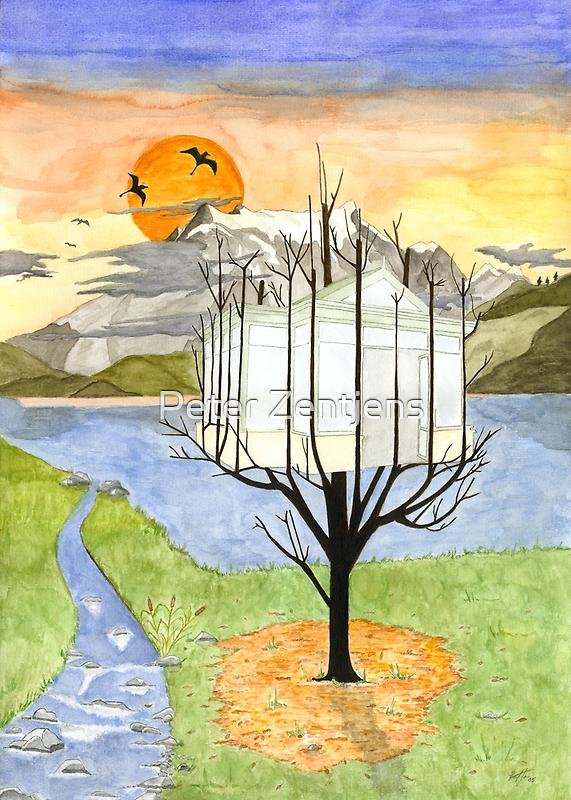 Harvest of a Glasshouse by Peter Zentjens