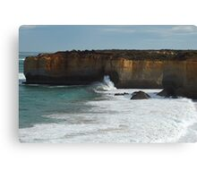 Tempest - Great Ocean Road, Victoria , Australia Canvas Print