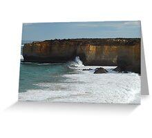 Tempest - Great Ocean Road, Victoria , Australia Greeting Card