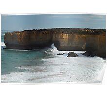 Tempest - Great Ocean Road, Victoria , Australia Poster